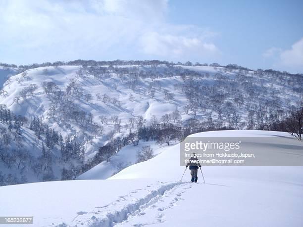Threepinner goes on Mt.Nobusha
