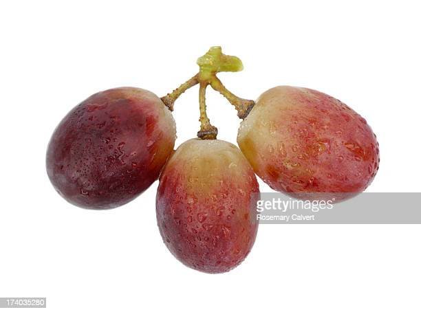 Three's company,  just red grapes