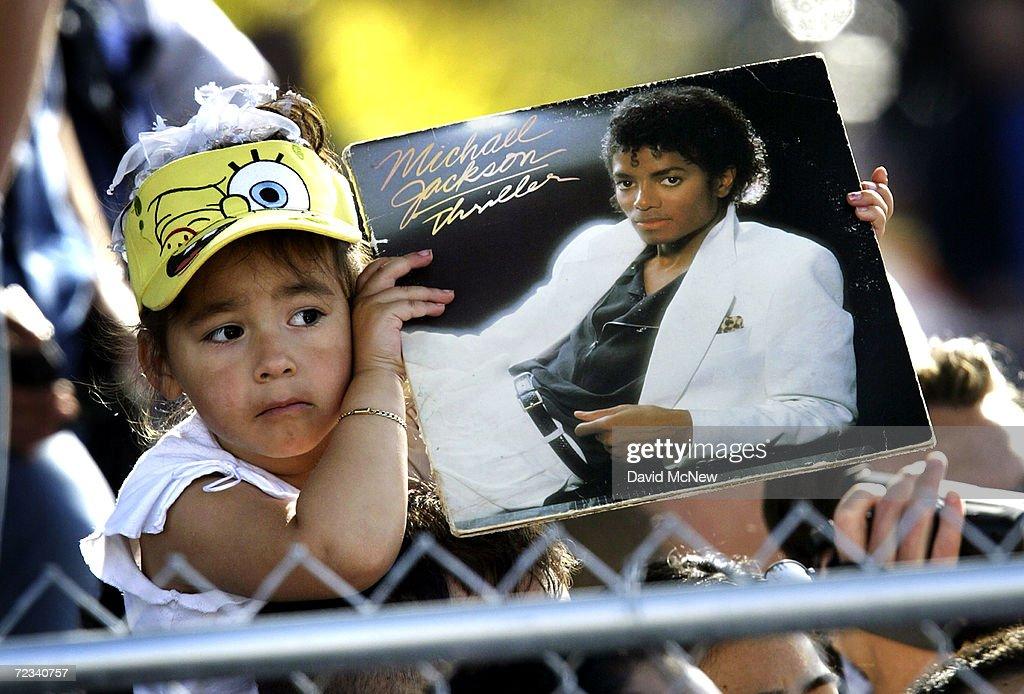 Michael Jackson Arraignment on Child Molestation Charges : ニュース写真