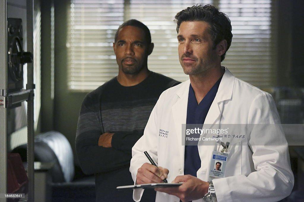 "ABC's ""Grey's Anatomy"" - Season Ten : News Photo"