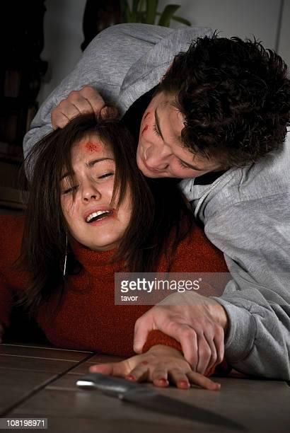 thriller-serie. - verbrechensopfer stock-fotos und bilder