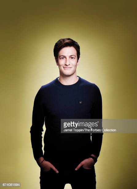 Thrive Capital founder Joshua Kushner is photographed for Forbes Magazine on March 19 2017 In New York City COVER IMAGE CREDIT MUST READ Jamel...