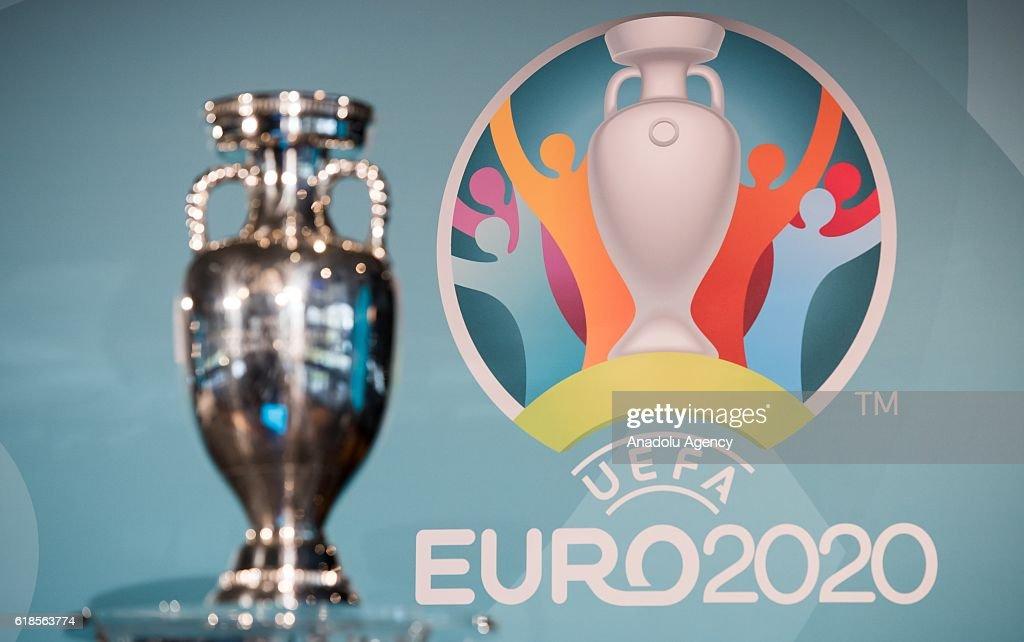 UEFA Euro 2020 - Logo Presentation Germany : ニュース写真