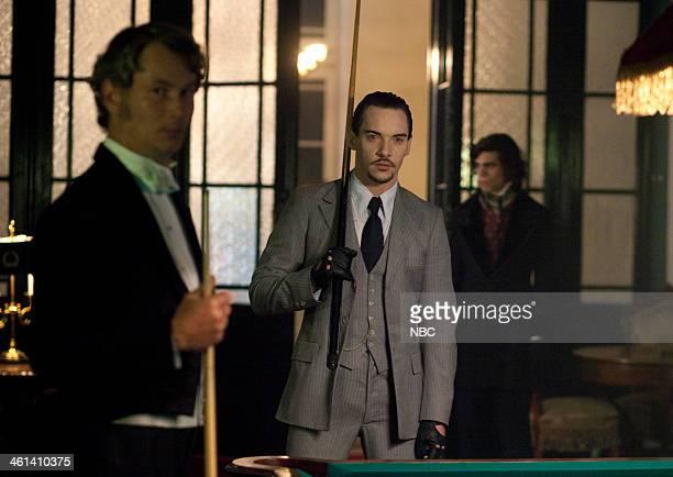 DRACULA 'Through A Lens Darkly' Episode 109 Pictured Jonathan Rhys Meyers as Alexander Grayson