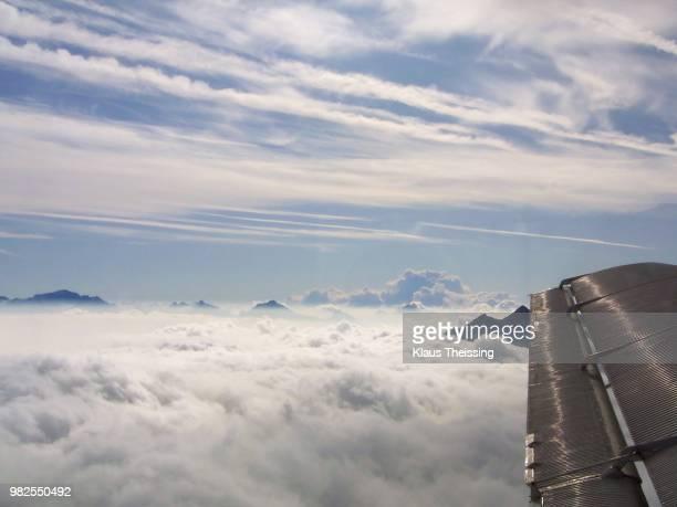 Through the alps on a JU 52