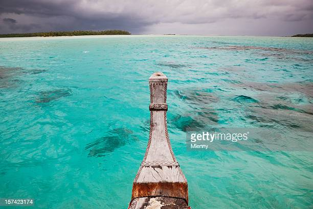 Through the Cook Islands Waters
