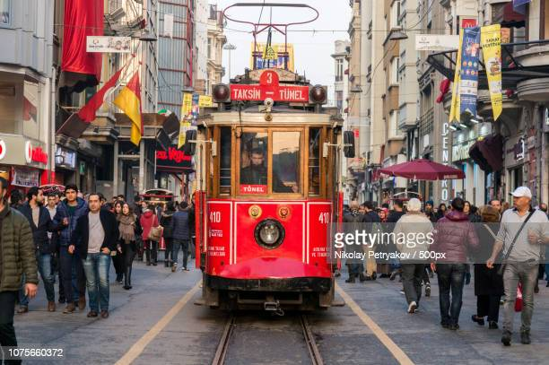 through the crowd - historical istanbul stock pictures, royalty-free photos & images