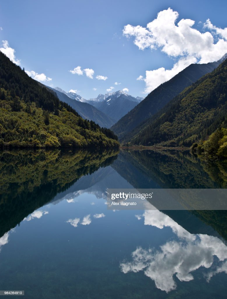 Through the Looking Glass : Stock Photo