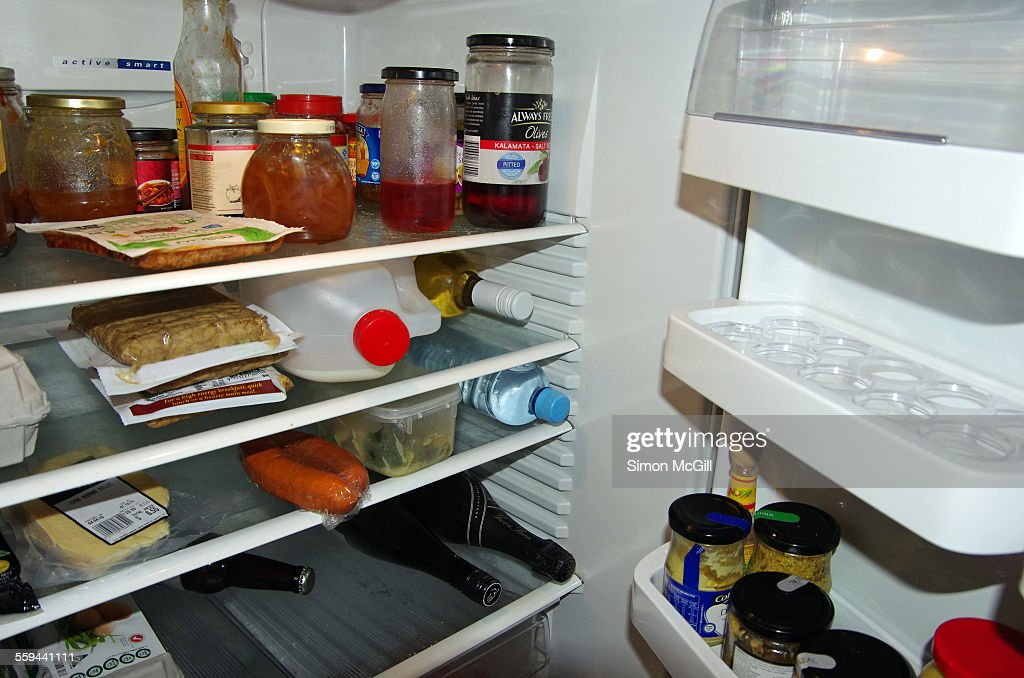 What's In The Fridge : Nyhetsfoto