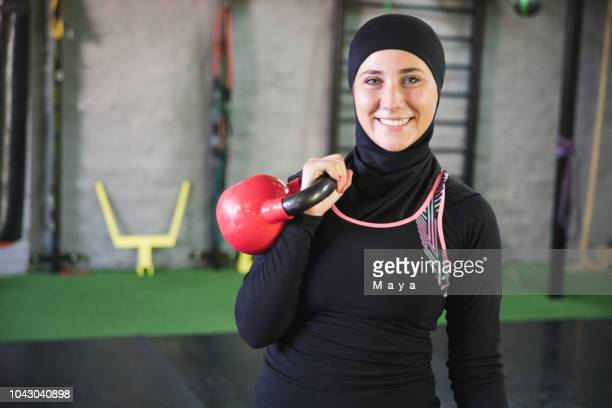 Through the sport encourage other women to be strong norm breakers.