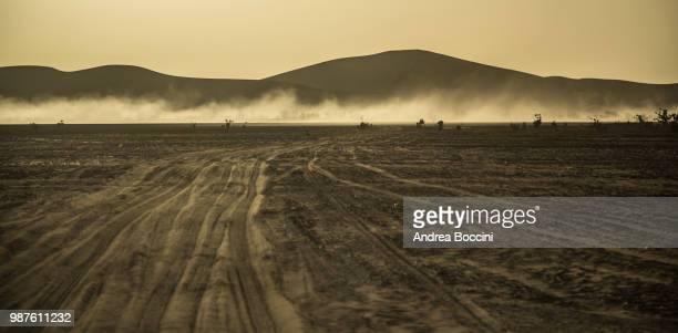 Throught the big Sahara