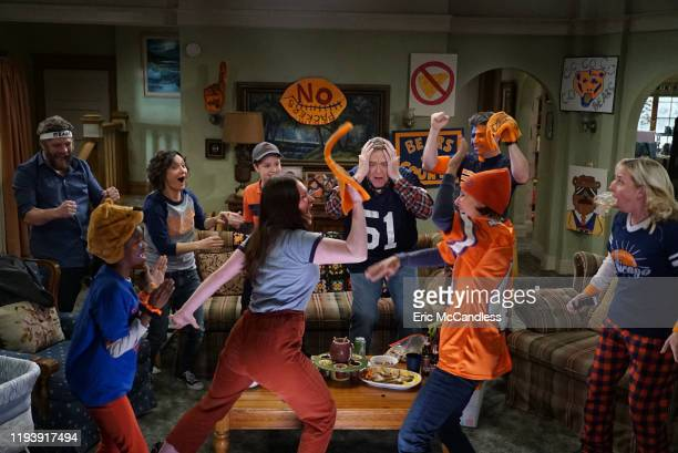 THE CONNERS Throwing a Christian to a Bear The Conners struggle to accept a Cheesehead in their midst when Becky brings her new boyfriend a devout...