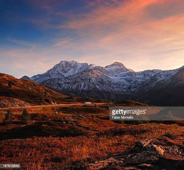 Thru The Alps