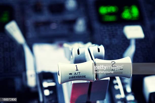 Ansatz Hebeln Boeing 737-300