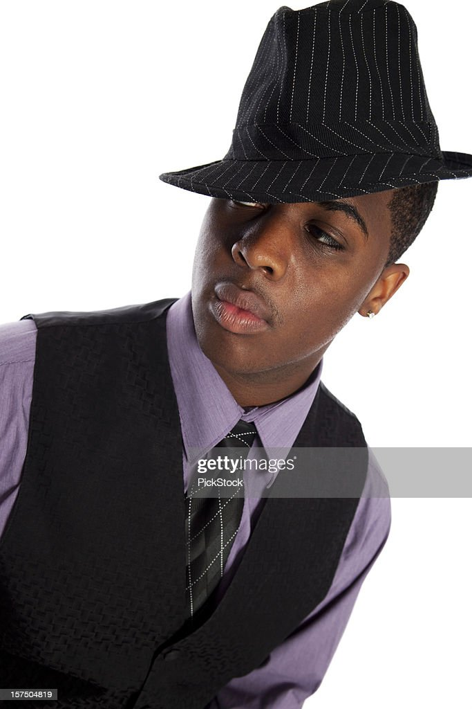 Thug : Stock Photo