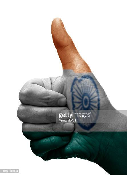 Thumbs up India