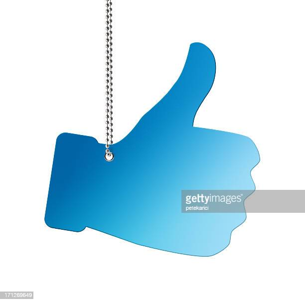 Thumbs Up (Clipping Path)