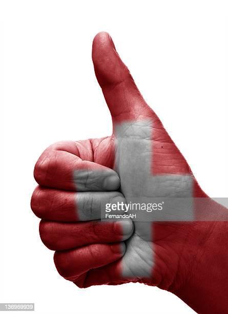Thumbs up Swizterland