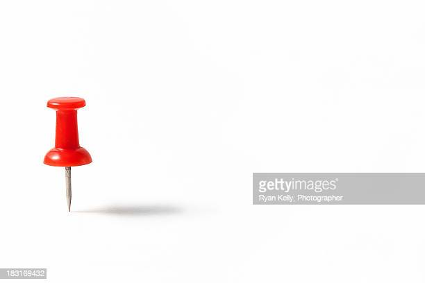 thumbtack - push pin stock pictures, royalty-free photos & images