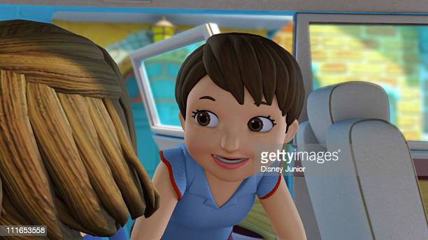 OSO Thunderbelt Oso teaches Maya how to buckle her seat belt before she and her safetyconscious mom drive to a family picnic This episode of Disney...