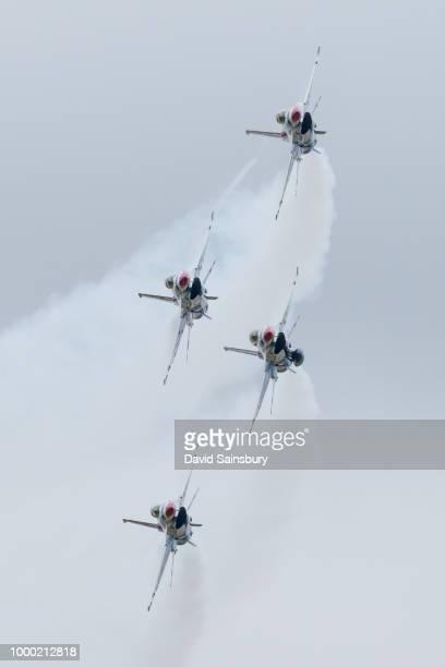 F16 USAF Thunderbirds
