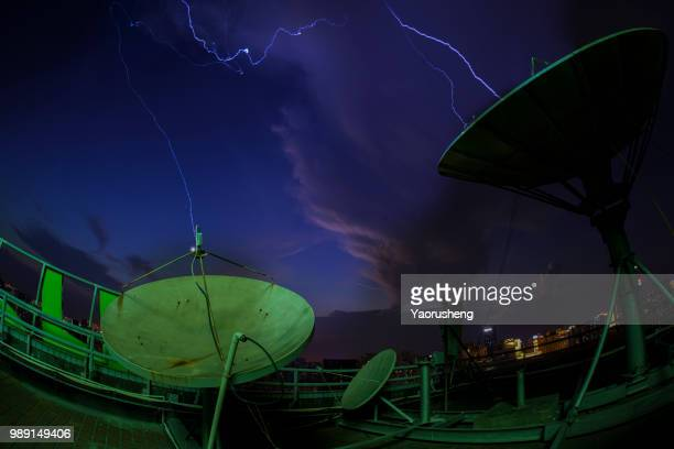 Thunderbolt the Satellite