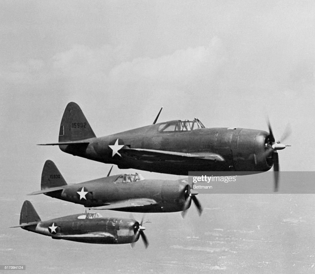 Missing P-47 Thunderbolt Pilot Possibly Found