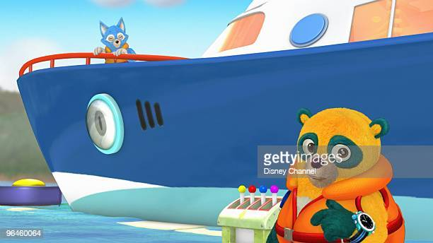 OSO Thunderbubble Special Agent Oso must put his Waterworks Training Exercise on hold to show Andrew how to blow bubbles for his grandparents'...