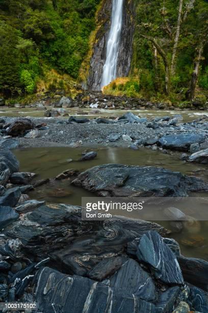 Thundercreek Falls, Haast Pass