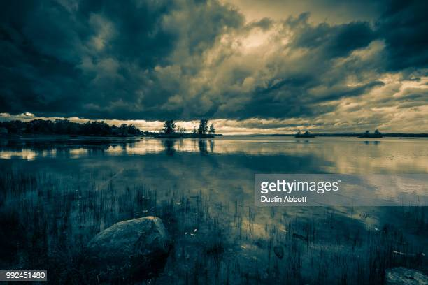 thunderhead - dustin abbott stock pictures, royalty-free photos & images