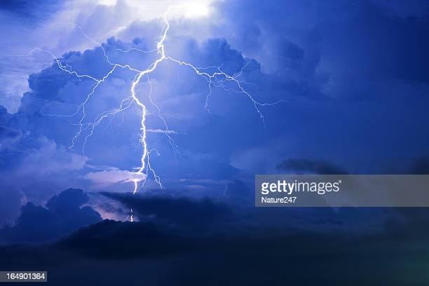 Thunderstorm Cloudscape