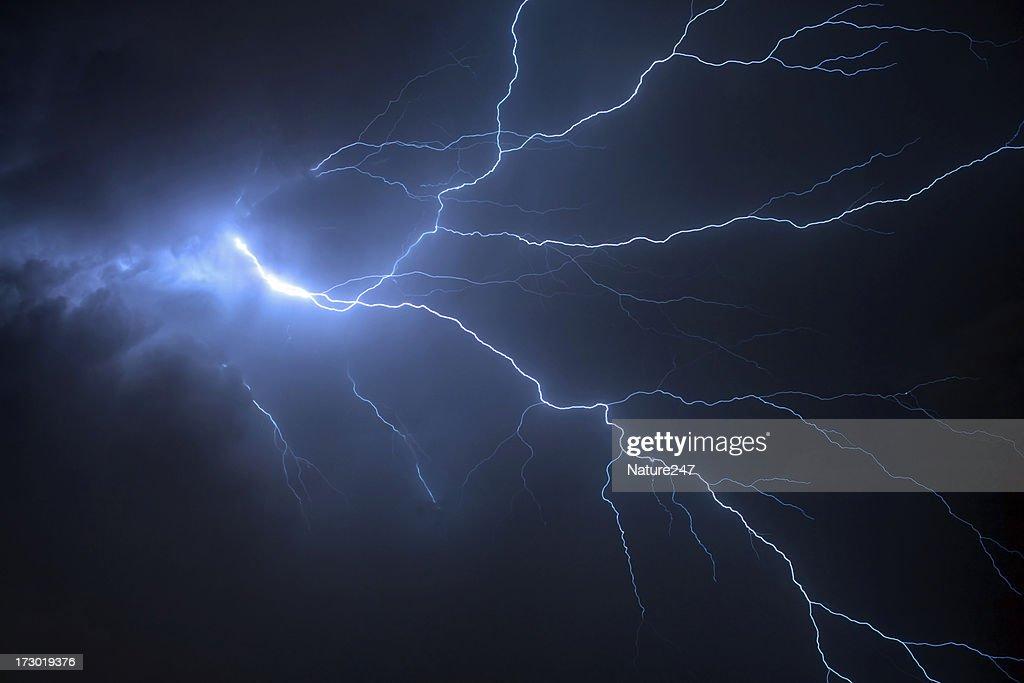 Thunderstorm : Stock Photo