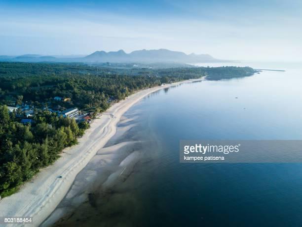 Thung Wao Lan beach, chumphon Thailand