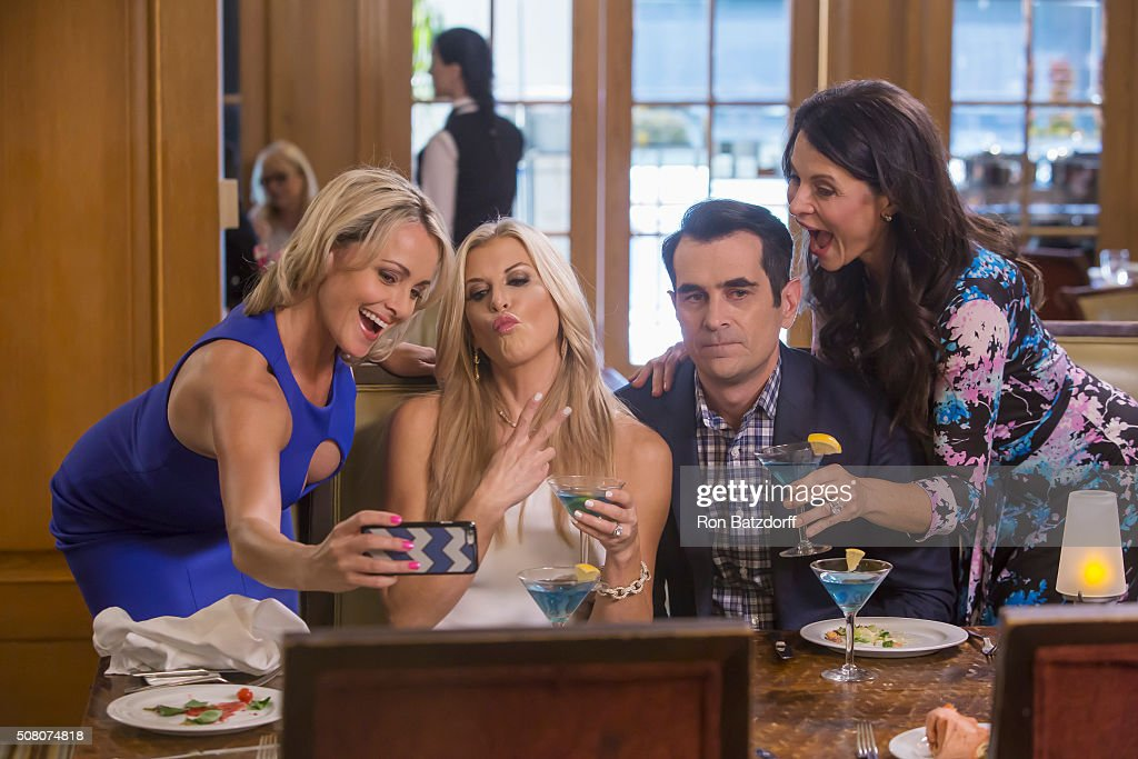 "ABC's ""Modern Family"" - Season Seven : News Photo"