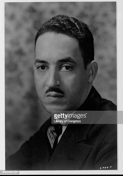 Thurgood Marshall poses for a portrait In 1954 Thurgood Marshall successfully argued before the United States Supreme Court the case of Brown vs the...