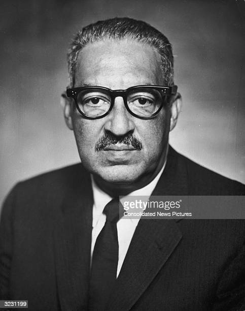 Thurgood Marshall the first AfricanAmerican Associate Justice of the US Supreme Court