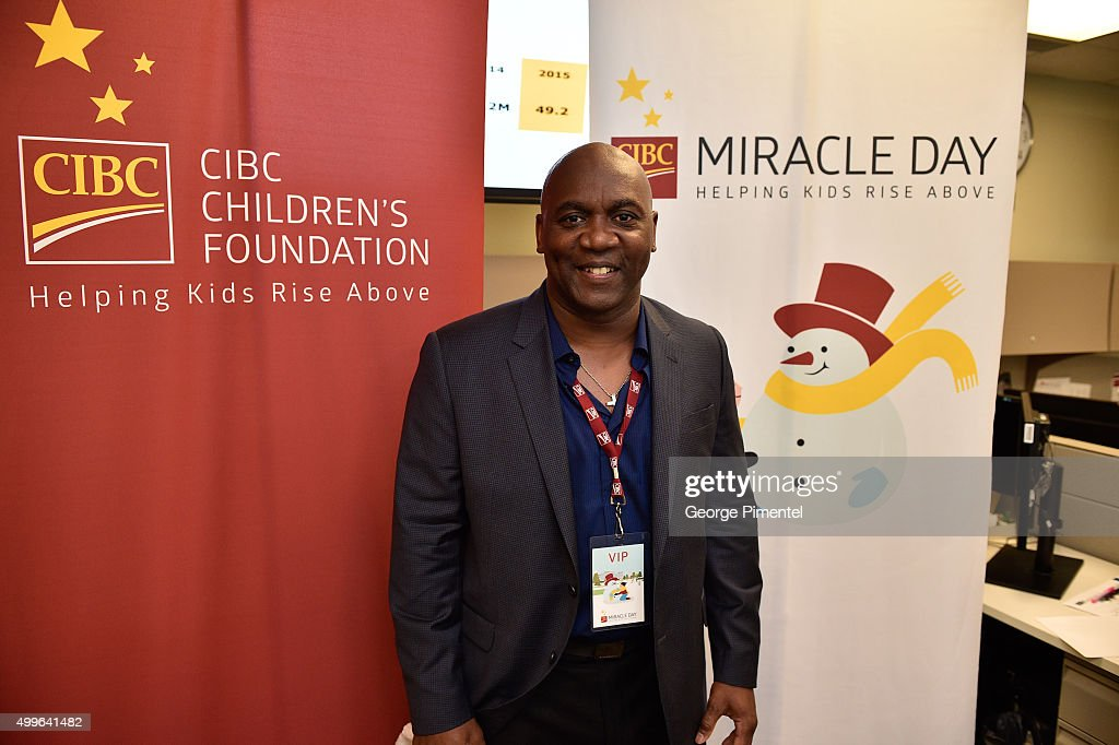 Celebrities Lend A Hand To Raise Millions For Kids In Need on The 31st Anniversary of CIBC Miracle Day