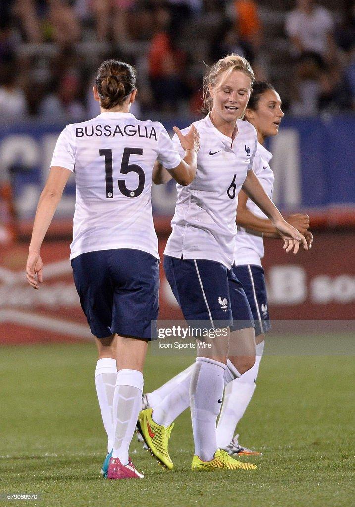 SOCCER: JUN 19 Women's - USA v France : News Photo