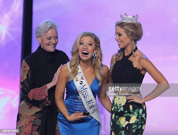 Thursday Night Preliminaries - 2016 Miss America Competition at Atlantic City Boardwalk Hall on September 10, 2015 in Atlantic City, New Jersey.