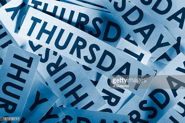 thursday - thursday stock pictures, royalty-free photos & images