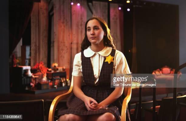 THURSDAY_10/24/02_StPaul Mariko Nakasone star of Park Square Theatre's Diary of Anne Frank