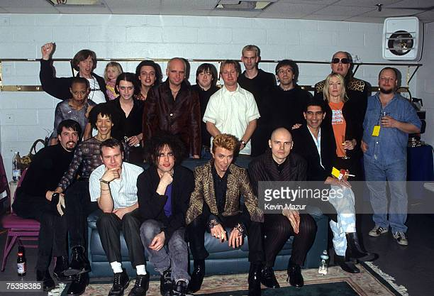 Thurston Moore Kim Gordon Dave Grohl Robert Smith David Bowie Billy Corgan Pat Smear Kim Gordon and guests