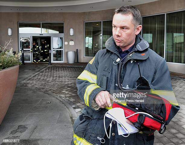 Thusday March 3 2011 Portland Fire Chief Fred LaMontagne and crew respond to report of carbon monoxide poisoning and elevated carbon monoxide levels...