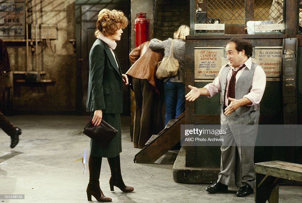 TAXI - 'Thy Boss's Wife' which aired on February 12, 1981. (Photo by ABC Photo Archives/ABC via Getty Images) EILEEN