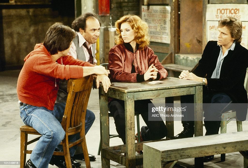 TAXI - 'Thy Boss's Wife' which aired on February 12, 1981. (Photo by ABC Photo Archives/ABC via Getty Images) TONY