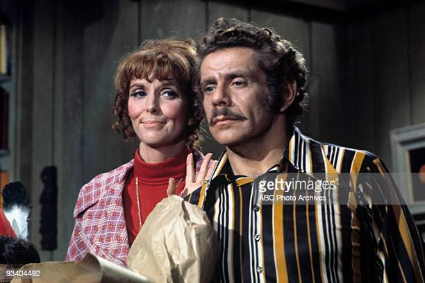 "Thy Neighbor Loves Thee"" - Season Three - 11/17/71, Anne Meara , Jerry Stiller on the Walt Disney Television via Getty Images Television Network..."