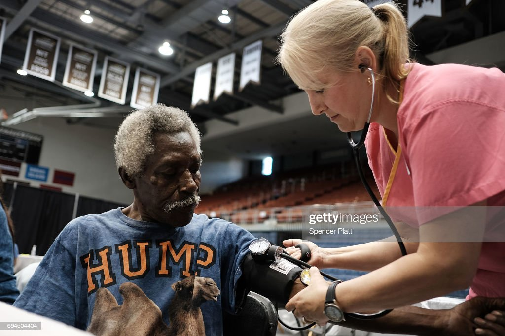 Remote Area Medical And Dental Clinic Treats The Uninsured In New York State : News Photo