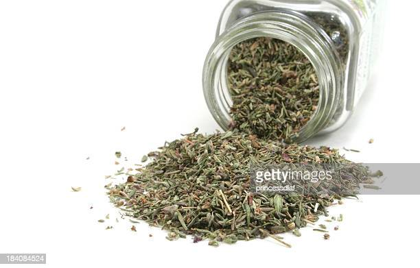 thyme - thyme stock pictures, royalty-free photos & images