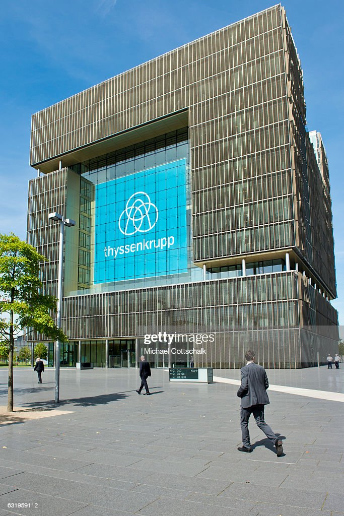 Thyssenkrupp News