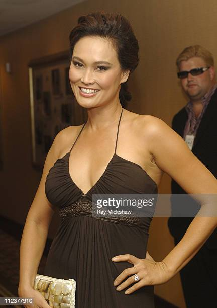 Tia Carrere during 14th Annual Race to Erase MS Themed 'Dance to Erase MS' Silent Auction at Hyatt Regency Century Plaza in Century City California...